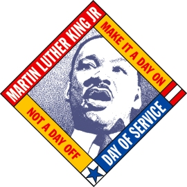 mlk_Day of Service Logo